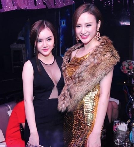 Em gai Angela Phuong Trinh ngay cang ho bao o tuoi 19 - Anh 4