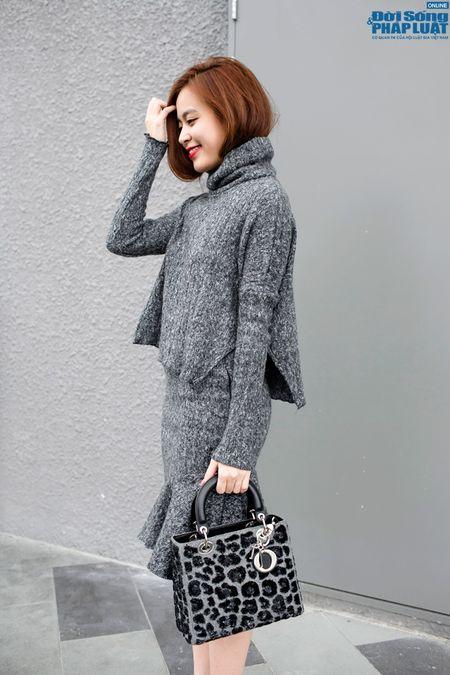 Street style xuong pho chat nhu Hoang Thuy Linh - Anh 3