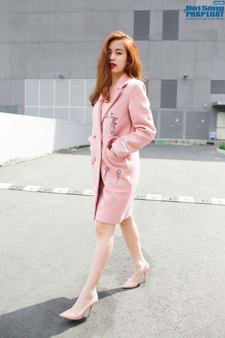 Street style xuong pho chat nhu Hoang Thuy Linh - Anh 5