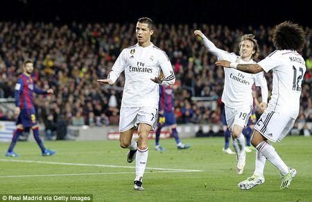 Soc: Real Madrid da huy diet Barca 7-0 o Sieu kinh dien vua qua? - Anh 1