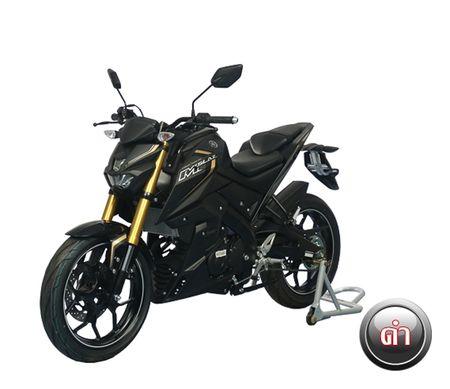 Yamaha M-SLAZ ra mat tai Thai Lan - Anh 3