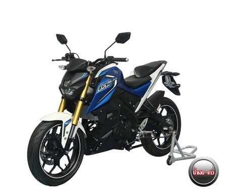 Yamaha M-SLAZ ra mat tai Thai Lan - Anh 5
