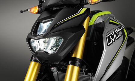 Yamaha M-SLAZ ra mat tai Thai Lan - Anh 6