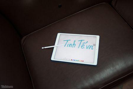 Tren tay Apple Pencil cho iPad Pro: dep, nhe, nhay, khong co dau tay - Anh 18