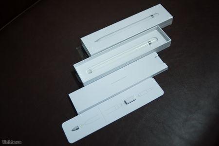Tren tay Apple Pencil cho iPad Pro: dep, nhe, nhay, khong co dau tay - Anh 21