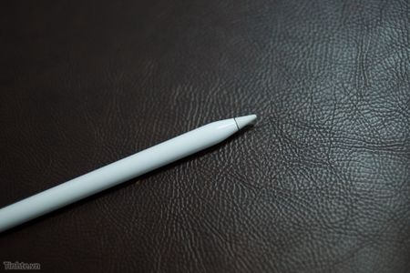 Tren tay Apple Pencil cho iPad Pro: dep, nhe, nhay, khong co dau tay - Anh 5