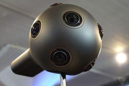 Ozo: chiec camera thuc te ao gia 60.000$ va tham vong sang tao cua Nokia - Anh 1