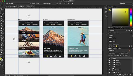 Adobe cap nhat CC 2015: nang cap cho Photoshop CC va ho tro video 4K-8K cho Premiere Pro CC - Anh 4