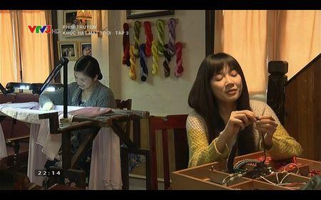 Phim Khuc hat mat troi - Tap 3: Vi noi lo com ao gao tien, Quang Tuan 'bo roi' Nha Phuong - Anh 25