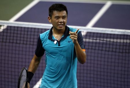 Hoang Nam sap vao top 1.000 ATP - Anh 2