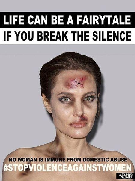 "Nhan sac ""khung khiep"" cua Angelina Jolie, Emma Watson - Anh 1"