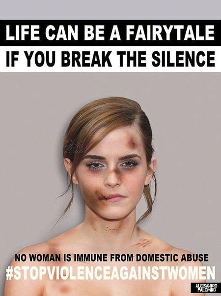 "Nhan sac ""khung khiep"" cua Angelina Jolie, Emma Watson - Anh 2"