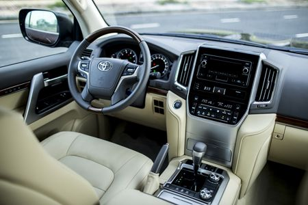 Toyota Land Cruiser phien ban moi, gia 2,8 ty dong tai Viet Nam - Anh 3