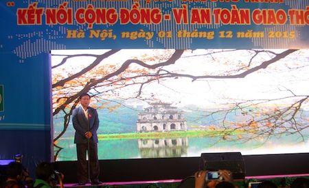 """Ket noi cong dong – vi an toan giao thong"" - Anh 1"