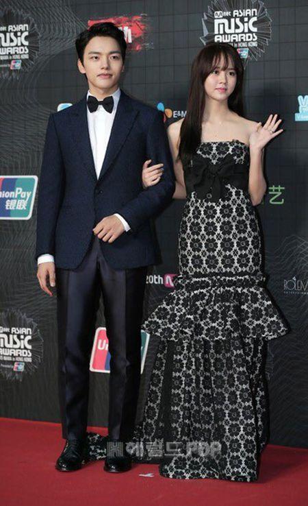 Tae Yeon goi cam, EXO trang diem dam tai MAMA 2015 - Anh 4
