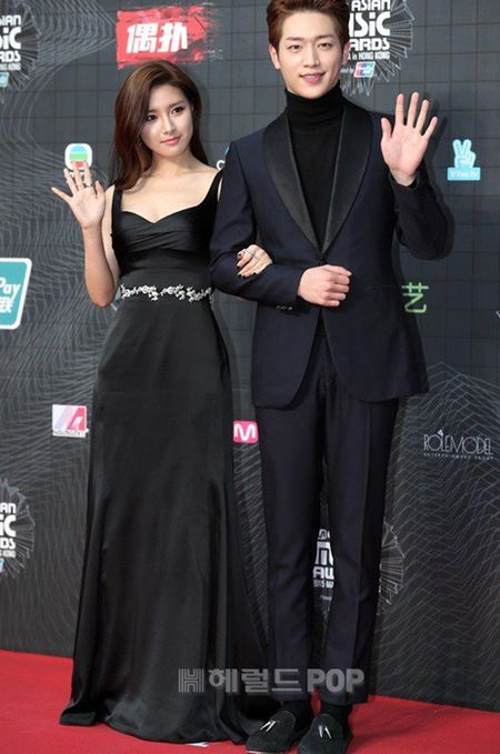 Tae Yeon goi cam, EXO trang diem dam tai MAMA 2015 - Anh 5