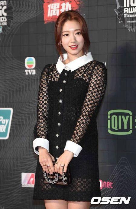 Tae Yeon goi cam, EXO trang diem dam tai MAMA 2015 - Anh 9