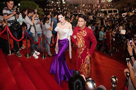 HH Giang My dep long lay ben Mai Thu Huyen - Anh 2