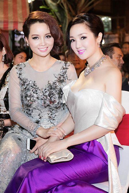 HH Giang My dep long lay ben Mai Thu Huyen - Anh 7
