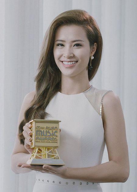 Phuc Bo bat ngo nhan giai cung JYP tai MAMA 2015 - Anh 2