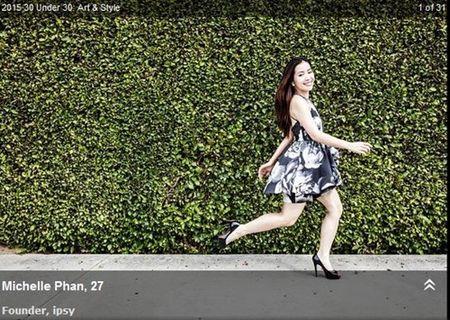 Michelle Phan: Tu lam dep den lam giau - Anh 1