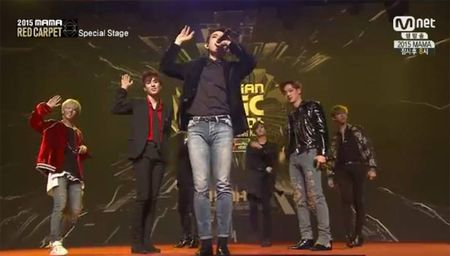 EXO giat giai Nghe si chau A co phong cach an tuong nhat o MAMA 2015 - Anh 15