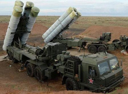 Ten lua S-400 cua Nga tai Syria buoc My phai thay doi chien thuat - Anh 1