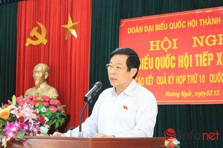 Bo truong Nguyen Bac Son: Tri an nguoi co cong con la giao duc long yeu nuoc! - Anh 1