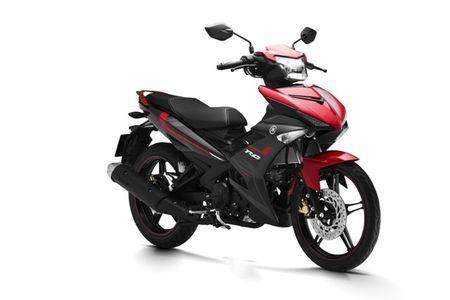 Xe Yamaha EXCITER 150 ra mat 3 ban phoi mau moi - Anh 2
