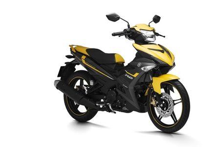 Xe Yamaha EXCITER 150 ra mat 3 ban phoi mau moi - Anh 3