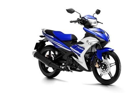 Xe Yamaha EXCITER 150 ra mat 3 ban phoi mau moi - Anh 4