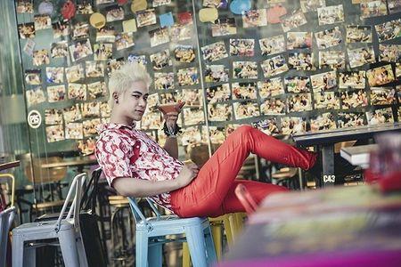 Cao Thien Phuoc lot xac dep nhu 'Nam than' Kpop - Anh 3