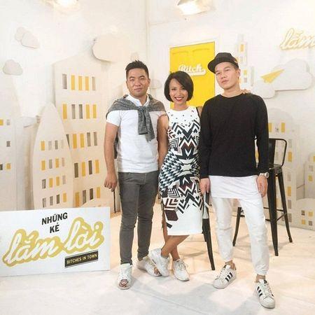MC Thuy Minh doi show thanh: 'Nhung ke it loi' sau khi bi chi trich - Anh 1