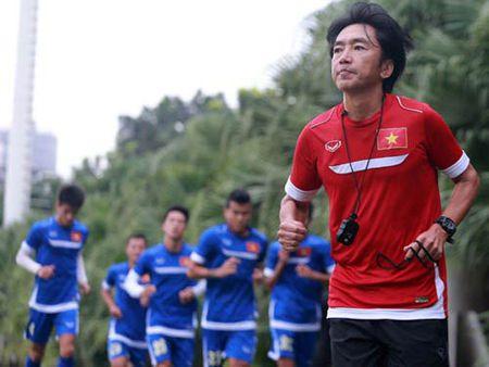 "U23 Viet Nam ""vao tran"": Cuoc dua bat dau nong - Anh 1"