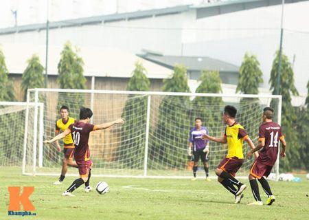 """U23 Viet Nam: Cong Phuong """"toa sang"""" buoi tap dau - Anh 7"""
