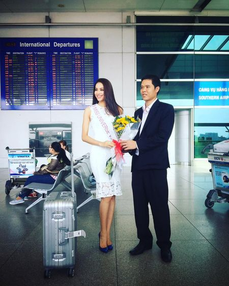 Ho Ngoc Ha chuc Pham Huong may man tai HHHV 2015 - Anh 5