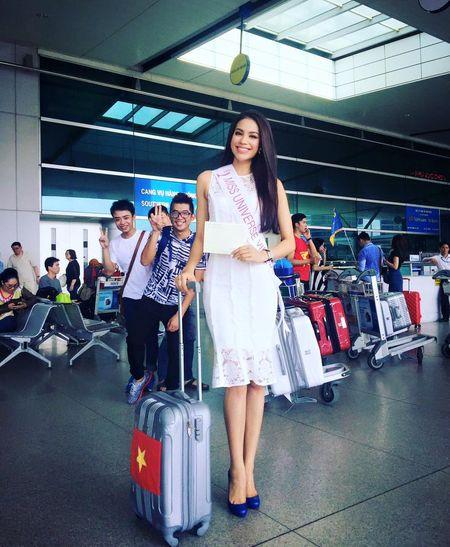 Ho Ngoc Ha chuc Pham Huong may man tai HHHV 2015 - Anh 6