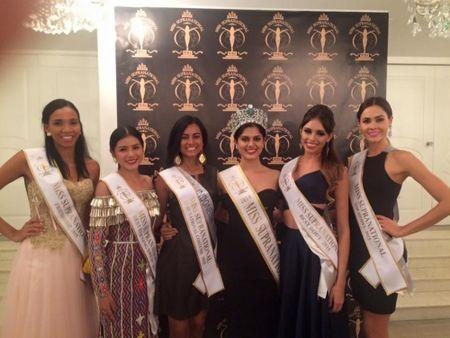 Le Quyen truot nhieu giai phu tai Miss Supranational 2015 - Anh 1