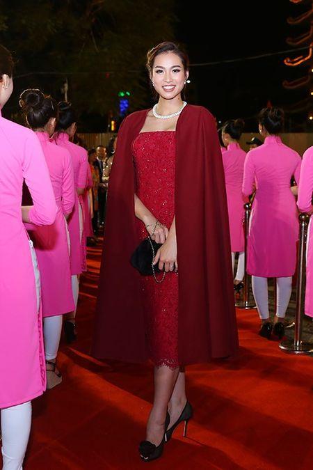 My nhan Viet khoe nhan sac tren tham do lien hoan phim - Anh 2