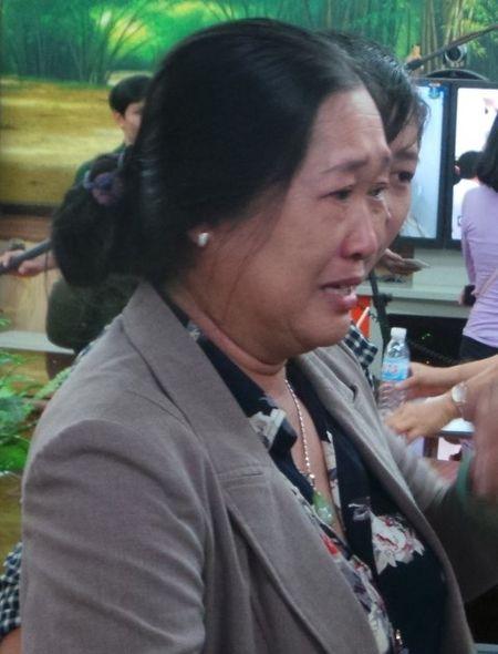 Hoi chan de mo noi dat lien voi dao Truong Sa Lon: Niem vui vo oa - Anh 3