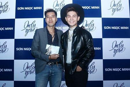 Sao Viet hoi ngo chuc mung Son Ngoc Minh ra mat album - Anh 5