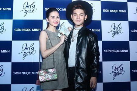 Sao Viet hoi ngo chuc mung Son Ngoc Minh ra mat album - Anh 6