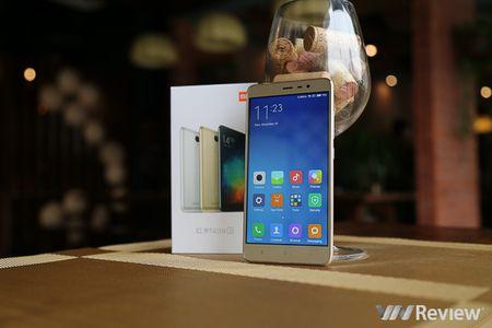 Danh gia nhanh Xiaomi Redmi Note 3 - Anh 1