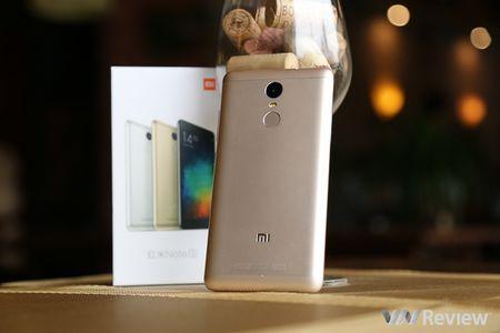 Danh gia nhanh Xiaomi Redmi Note 3 - Anh 2