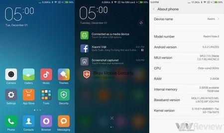 Danh gia nhanh Xiaomi Redmi Note 3 - Anh 34