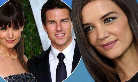 Katie Holmes khong he hoi tiec sau 3 nam li di Tom Cruise - Anh 1