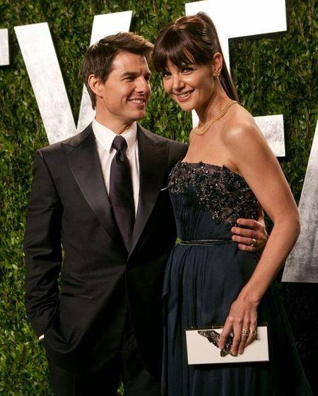 Katie Holmes khong he hoi tiec sau 3 nam li di Tom Cruise - Anh 3