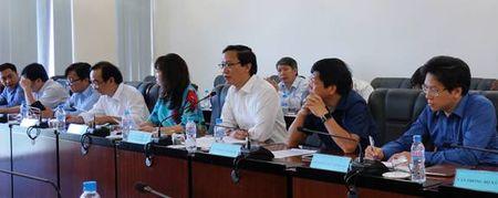 Thu truong Nguyen Dinh Toan: Binh Duong chu trong toi chat luong cac do an quy hoach - Anh 2