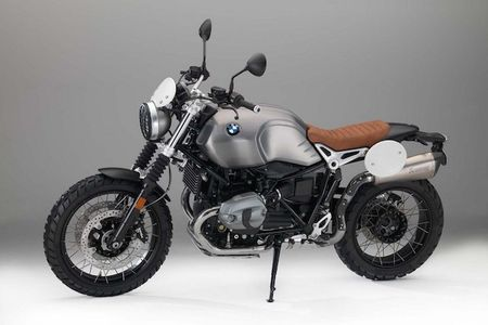 BMW R nineT Scrambler sap ve Viet Nam voi gia khoang 660 trieu dong - Anh 3