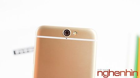 Mo hop HTC One A9 phien ban vang topaz - Anh 7